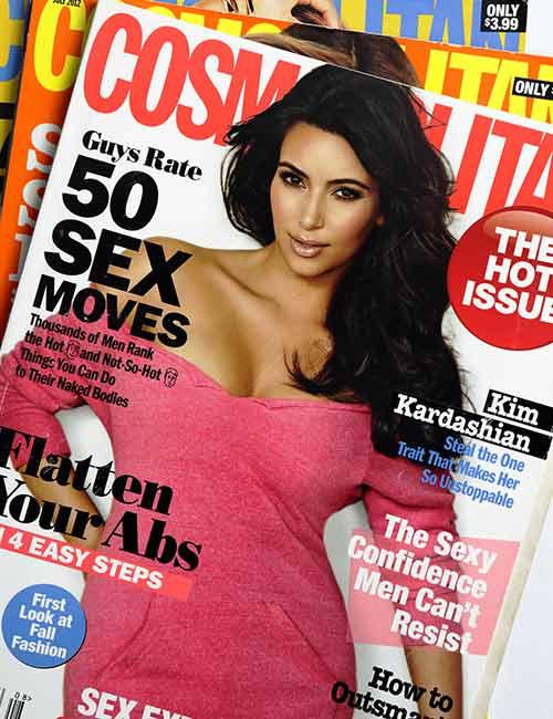 Cosmopolitan - Fashion Magazines