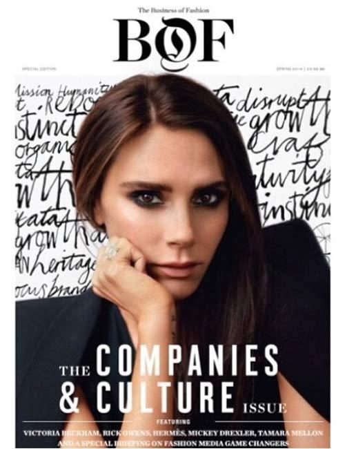 BoF – Business Of Fashion - Fashion Magazines
