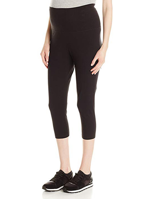 Three Seasons Maternity Capri Leggings - Maternity Leggings