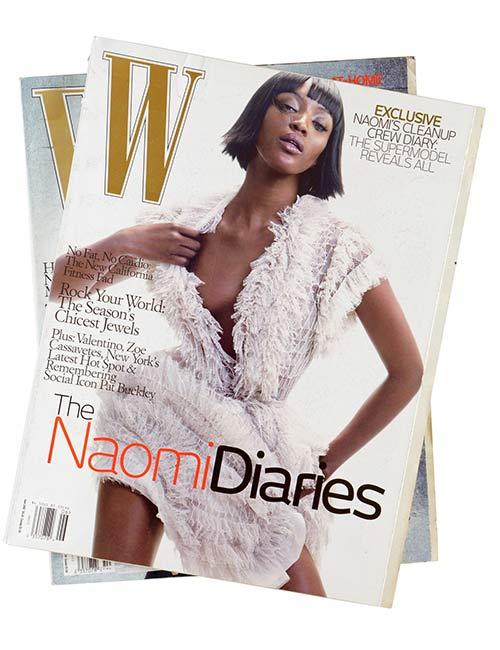 W - Fashion Magazines