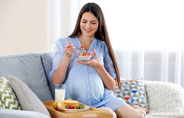 7. स्वस्थ गर्भावस्था