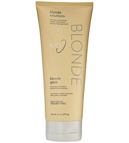 Ion Blonde Glaze - Hair Glaze