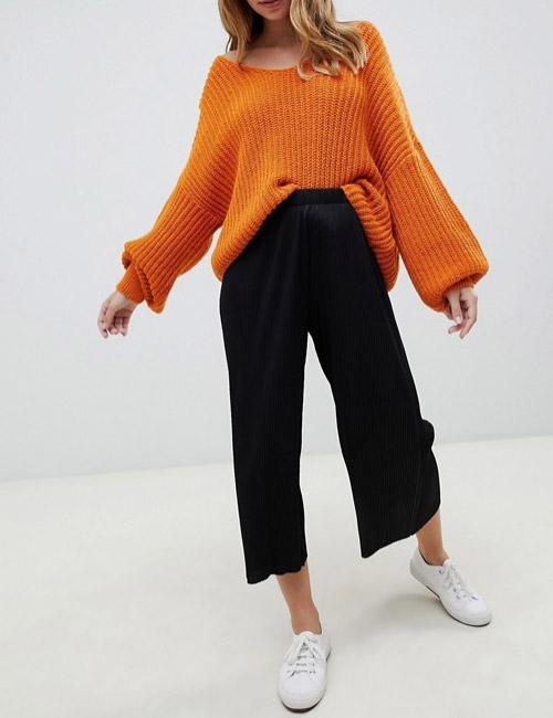 9.-ASOS-Design-Petite-Plisse-Culotte-Trousers