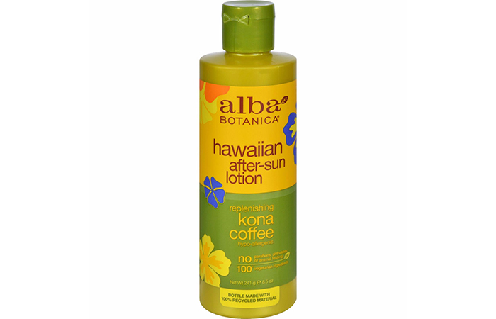 Alba Botanica Hawaiian After Sun Lotion