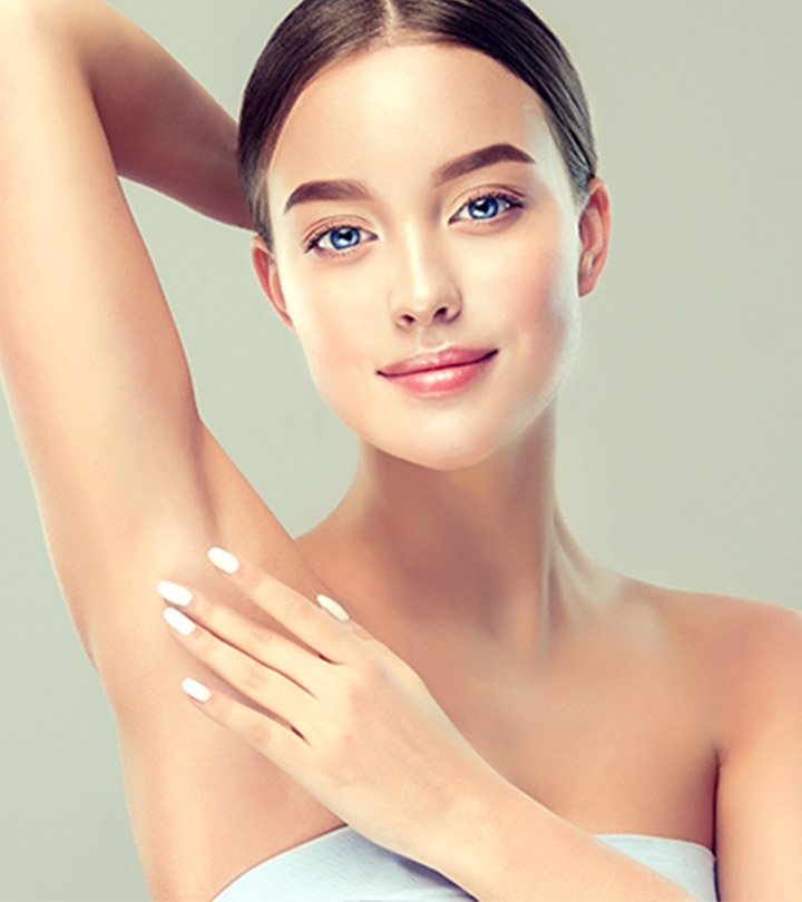 Surprising Ways To Get Smooth, Bright, Even Toned Underarms At Home