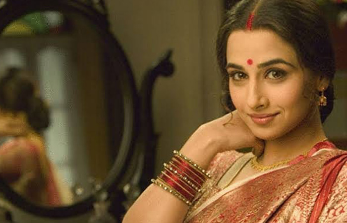 Instagram </a></p> </div> <p> That&#39;s right before she made her debut in <em> Parineeta </em>Vidya was seen on the small screen , playing the role and bespectacled teenager, Radhika, in the much-beloved comedy, <em> Hum Paanch </em>in 1995. She dropped out of the project when it became evident that it was impacting her education, and it took her and she did not look back ever since. </p> <h2> 3. Ayushmann Khurrana </h2> <div id=