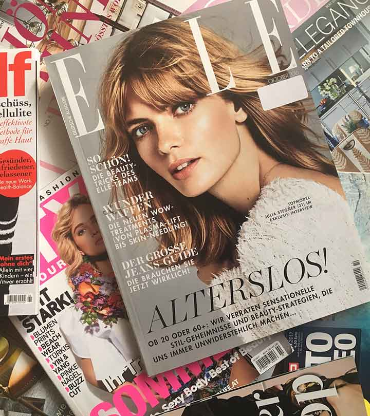 Top 13 Fashion Magazines In The World