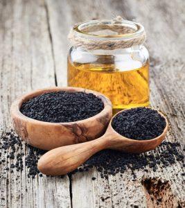 Black Seed Kalonji Oil For Hair