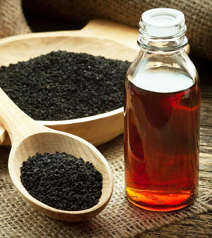 Black Seed (Kalonji) Oil For Hair in Hindi