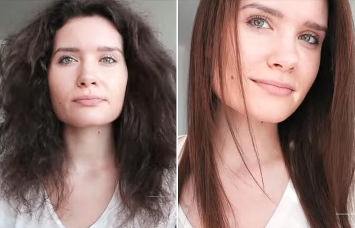 Brazilian Blowout– Before And After