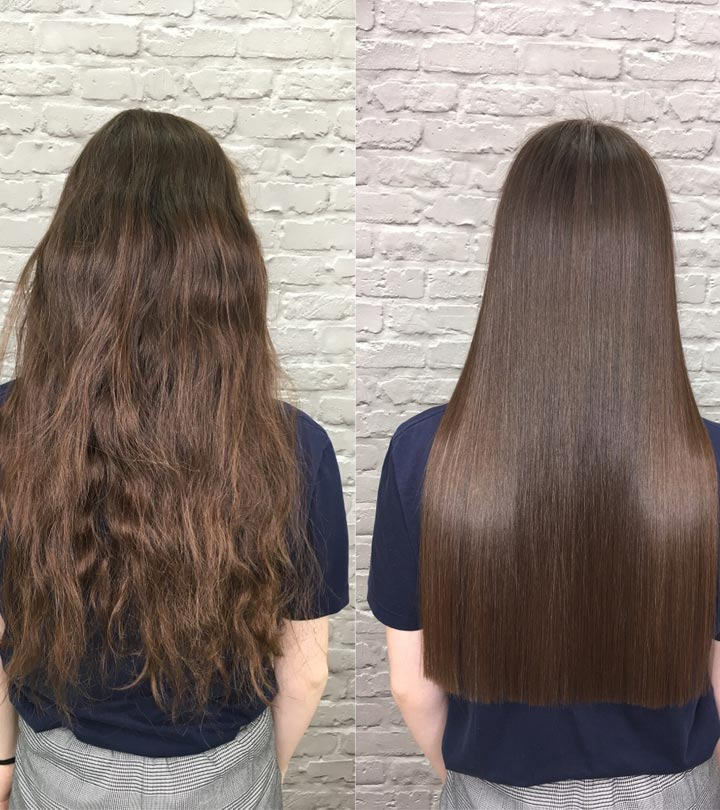 Brazilian Blowout Tutorial For Smooth And Silky Hair