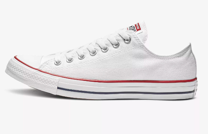 Converse Chuck Taylor All Star Madison Low - White Sneakers