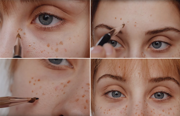 Create The Freckles