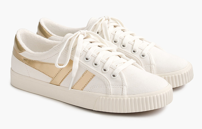 Crew Mark Cox Tennis - White Sneakers