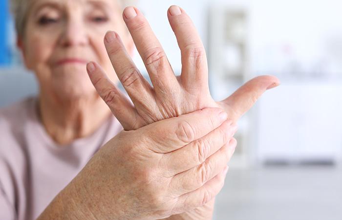 Eases Rheumatoid Arthritis Pain