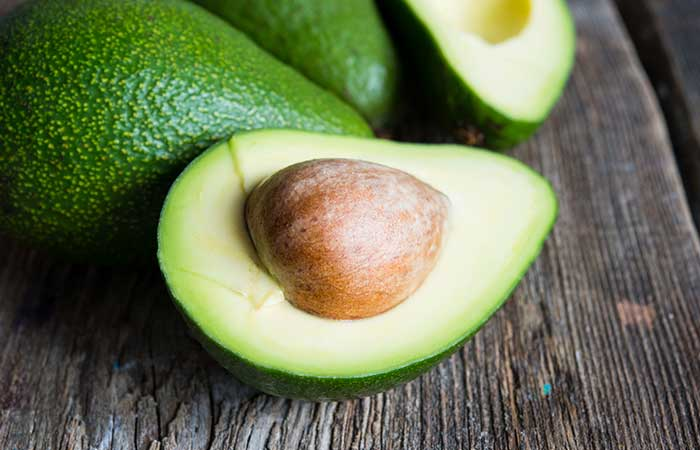 Eggs and Avocados for Hair in Hindi