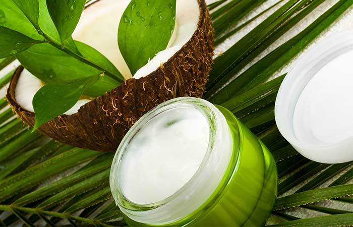 Eggs and Coconut Oil for Hair in Hindi