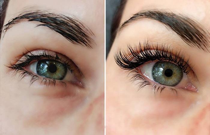 Faux Mink Eyelash Extensions - Eyelash Extensions