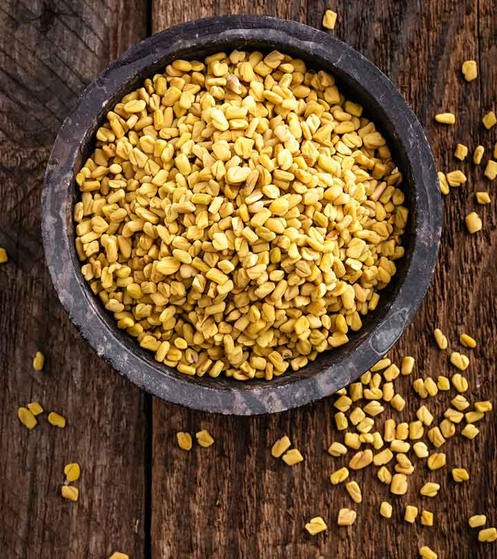 Fenugreek Seeds (Methi) Benefits, Uses and Side Effects in Telugu