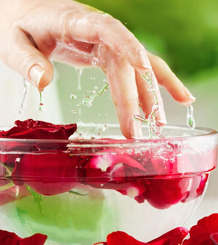 Glycerin And Rose Water For Your Face And Skin In Hindi
