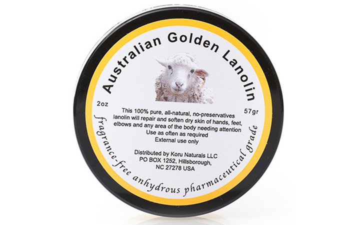 Golden Lanolin