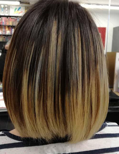 Gradual Blonde