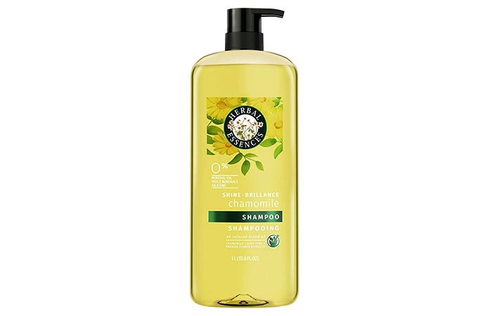 Herbal Essences Shine Brilliance Chamomile Shampoo