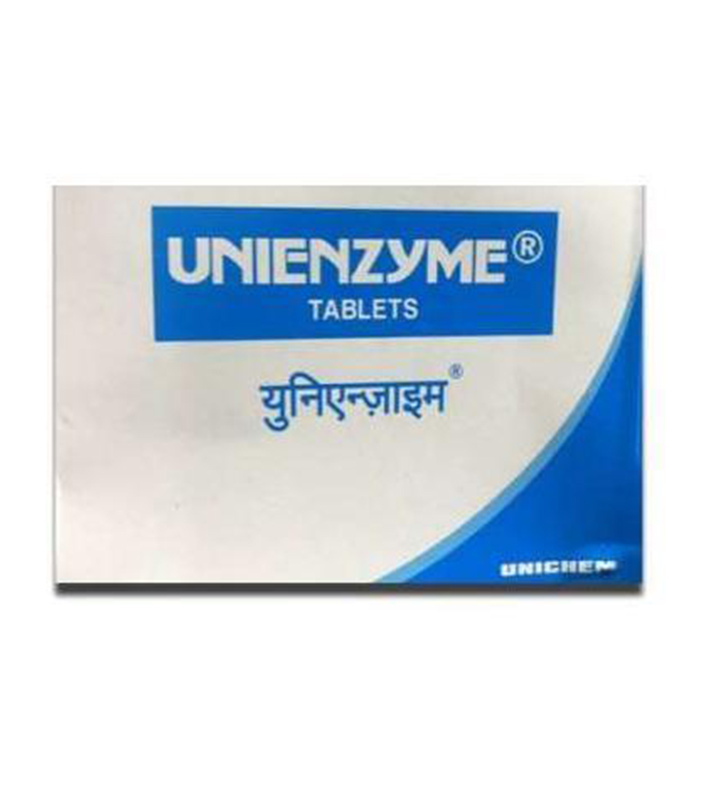 Unienzyme Tablet: How It Can Improve Your Digestive Health