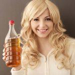 How To Make DIY Apple Cider Vinegar (ACV) Hair Rinse