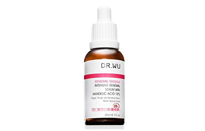 Intensive Renewal Serum With Mandelic