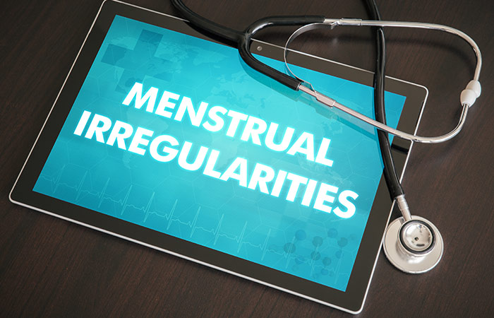 Irregularities In Menstrual
