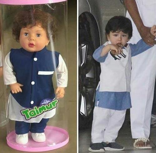 Kareena Kapoor Khan Thinks Taimur Dolls Remind Her Of Chucky The Doll