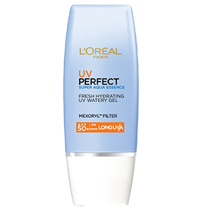 L'Oreal Paris UV Perfect Super Aqua Essence SPF 50