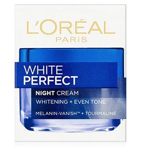 L'Oreal Paris Белый Идеальный Ночной Крем