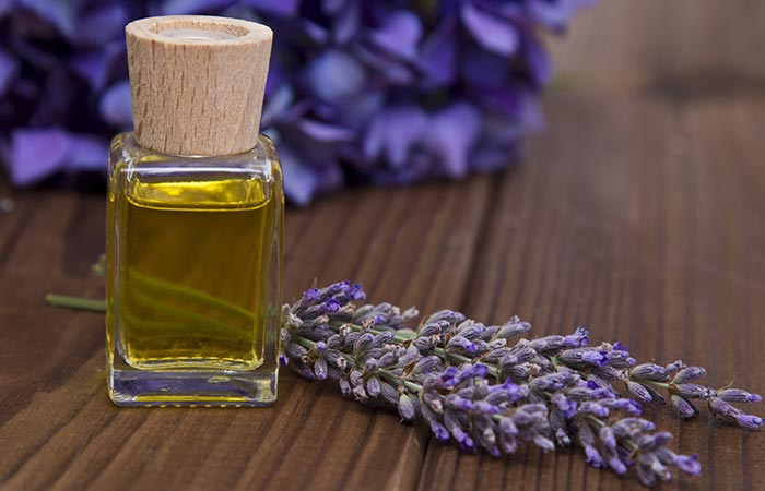 Lavender Oil - Cubital Tunnel Syndrome