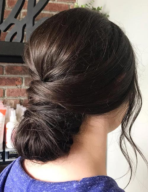 Low Twist Bun