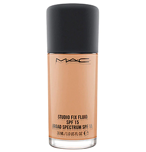 MAC Studio Fix Fluid Foundation With SPF 15