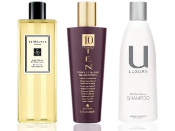 Most Expensive Shampoos In The World