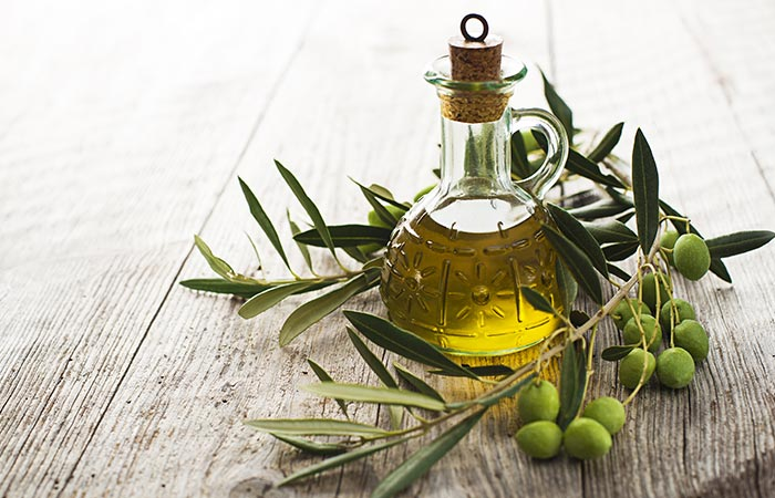 Olive Oil - H. pylori Infection