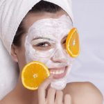 Orange Peel Face Pack in Hindi