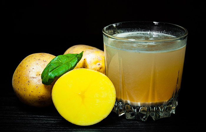 Potato Juice for Gas Problem in Hindi