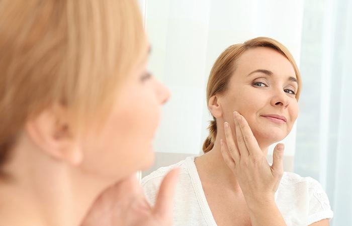 Prevent Crepey Skin