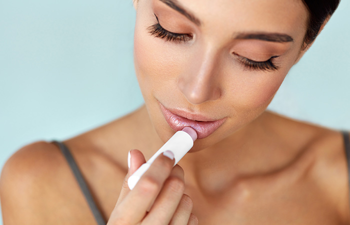 Protect Your Lips From Drying Out
