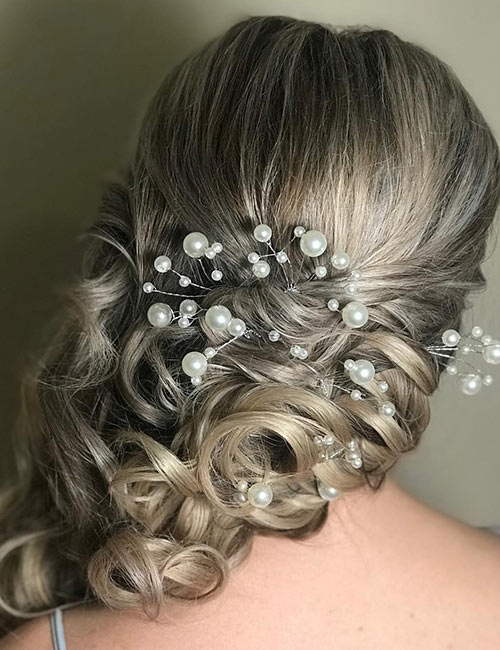 Sculpted Curls