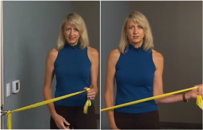 Shoulder External Rotation - Rotator Cuff Exercises
