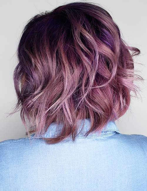 20 Best Ombre Hair Colors For Short Hair