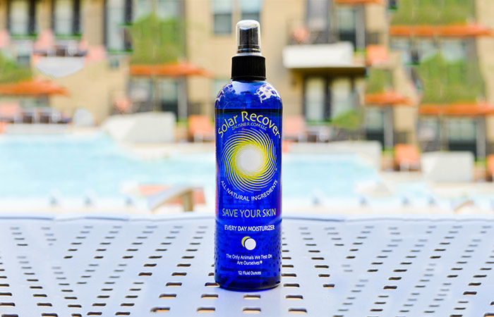 Solar Recover Save Your Skin Every Day Moisturizer