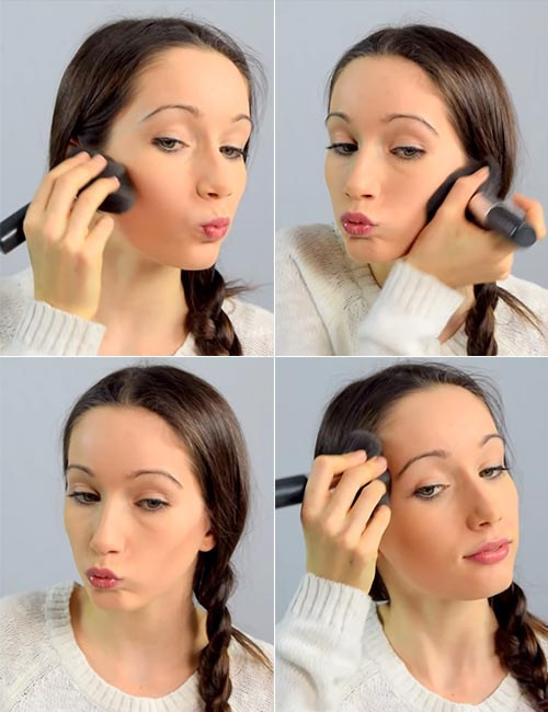 Step 4 Contour Your Face