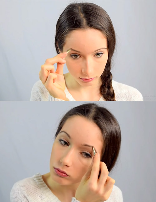 Step 5 Do Your Brows