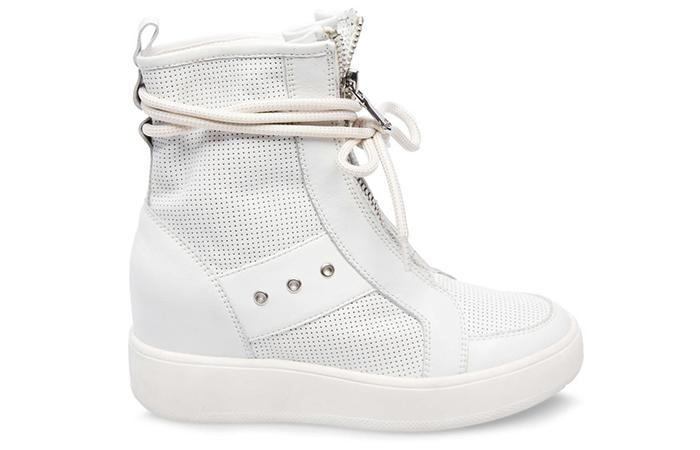 Steve Madden Women's Anton Sneakers - White Sneakers